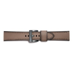 Samsung Gear S3 Frontier Seta Leather Strap (GP-R765BREEAAA, Acacia Brown )