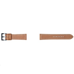 Samsung Gear S3 Frontier Tuscany Leather Strap (GP-R765BREEEAC, Tan)