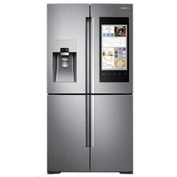 Samsung Family Hub™ Multi-door Fridge Freezer RF56M9540SR/EU