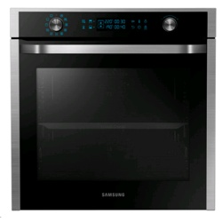 Samsung NV9900J Electric Oven with Dual Cook, 75 L (NV75J5540RS/EU)