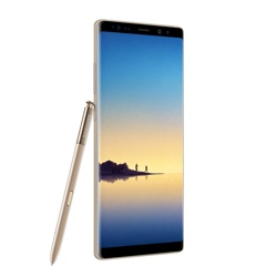 Samsung Galaxy Note 8 (SM-N950FZDABTU, 64GB, Gold)