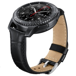 Gear S3 - Alligator grain Leather Band