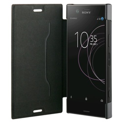 Roxfit Slim Book Case for Xperia XZ1 Compact