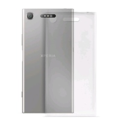 PURO MFX Ultra-Slim ''0.3 Nude''  Cover  for Xperia XZ1