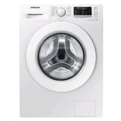 Samsung WW5000 Washing Machine with ecobubble™, 7kg (WW70J5355MW/EU)