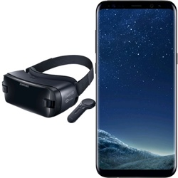 Galaxy S8+ , ml.   Gear VR (2017)