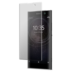 Roxfit Xperia XA2 Ultra - Curved Clear Tempered Glass