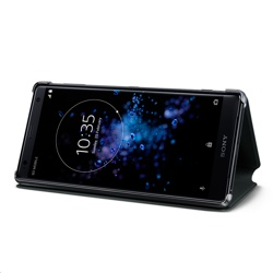 Sony Style Cover Stand SCSH40 per Xperia XZ2
