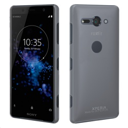 Roxfit Xperia XZ2 Compact - Precision Slim Anti Scratch Clear Shell
