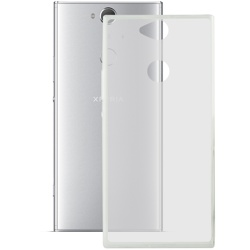 KSIX Made for Xperia TPU Transparent Case for XA2 Plus