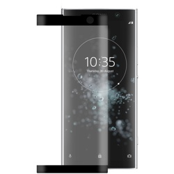 KSIX Made for Xperia Extreme 3D Protector Tempered Glass 9H for XA2 Plus