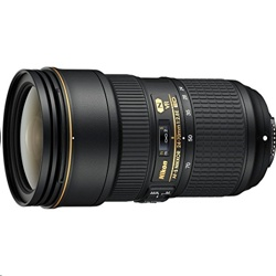 Nikon AF-S FX NIKKOR 24-70mm f/2.8E ED Vibration Reduction Zoom Lens