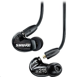 Shure SE215 Wired Headphones