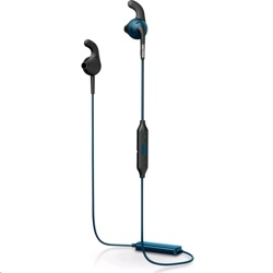 Philips ActionFit Wireless Headphones SHQ6500BL/00