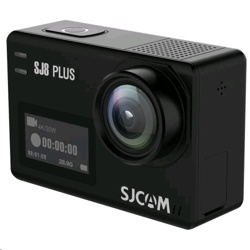 SJCAM SJ8 PLUS Native 4K  Dual-Screen WiFi Action Camera