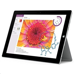"Microsoft Refurbished Surface 3, 10.8"" FHD, Intel Atom x7-Z8700 1.6GHz"
