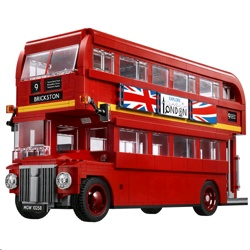 Lego 10258 Creator Expert London Bus Kit 樂高積木