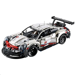 Lego 42096 Technic Porsche 911 RSR Advanced Construction Kit