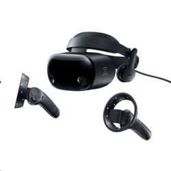 Samsung HMD Odyssey+ Windows Mixed Reality Headset with 2 Wireless Controllers 3.5""