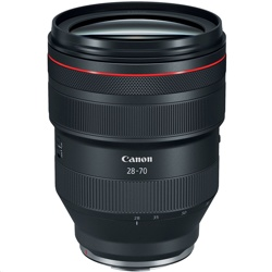 Canon RF 28-70mm f/2L Lens for Canon Digital SLR Cameras