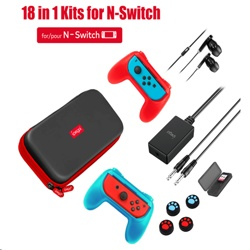 Ipega PG-9182 18-in-1 Controller Kit for Nintendo Switch