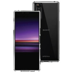 Roxfit Xperia 5 Clear Soft Shell
