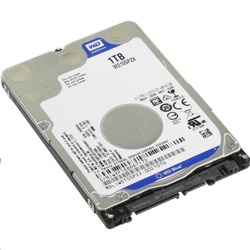 Western Digital WD Blue 7 mm SATA HDD 行動硬碟, 5400RPM, 128MB
