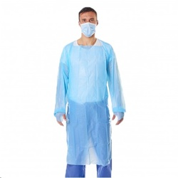 XBase Disposable Protective Clothing, CPE