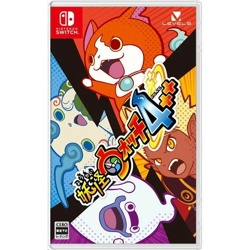 Nintendo Switch Yo-Kai Watch 4++: Enhanced Version