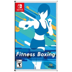 Nintendo Switch Fitness Boxing 減重拳擊(健身拳擊)