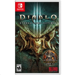 Nintendo Switch Diablo III : Eternal Collection 暗黑破壞神 3:永恆之戰版