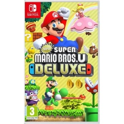 Nintendo Switch Super Mario U Deluxe