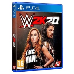 PlayStation WWE 2K20