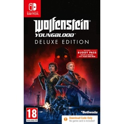 Nintendo Switch Wolfenstein: Youngblood Deluxe Edition