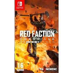 Nintendo Red Faction Guerrilla Remastered