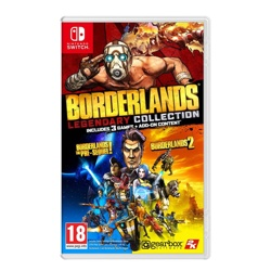 Nintendo Switch Borderlands Legendary Collection