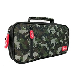 Ipega PG-9185 Green Camouflage Travel Storage Bag and Carry Case