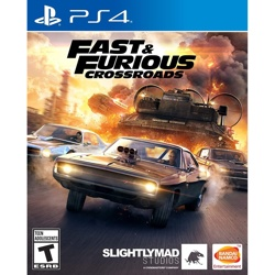 PlayStation Fast & Furious Crossroads