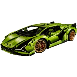 Lego 42115 Lamborghini Sián FKP 37 Car Building Kit