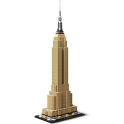 Lego 21046 Architecture : Empire State Building Kit 建築系列