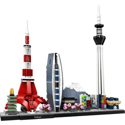 Lego 21051 Architecture : Tokyo Building Kit