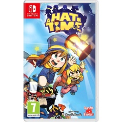 Nintendo A Hat In Time