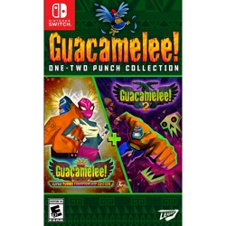 Nintendo Guacamelee! One-Two Punch Collection