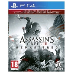 PlayStation Assassin's Creed Iii (3) + Liberation Hd Remaster