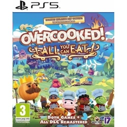 PlayStation Overcooked - All you can eat