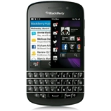 BlackBerry Q10 LTE - SQN100-3: RFN81UW, 16GB, Black