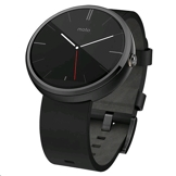 Motorola moto 360 Dark Stainless Steel Case 黑色不鏽鋼錶款