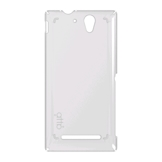 atta Crystal Air Snap On Case Xperia C3