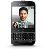 BlackBerry Classic –Unlocked LTE, QWERTY, 16GB, Black