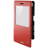 KSIX Easy View Folio Case for Xperia X